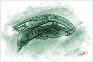 Romulan_Warbird_by_Merc_Raven