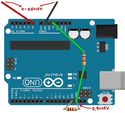 Arduino - External Referrence